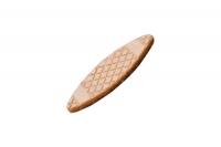 Шкант плоский деревянный